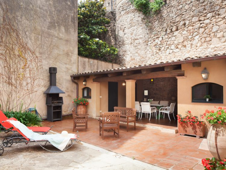 LUXURY RUSTIC HOUSE with POOL in TOSSA DE MAR