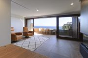 Foto MODERN SEA VIEWS APARTMENT with POOL